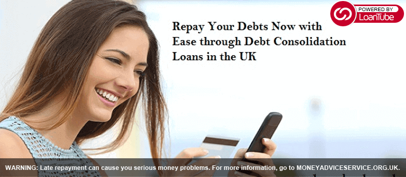 Debt Consolidation Loans in the UK