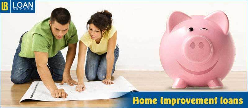 home improvement loan for bad credit