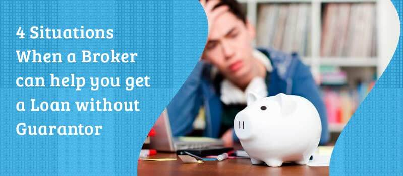 Loan without guarantor UK
