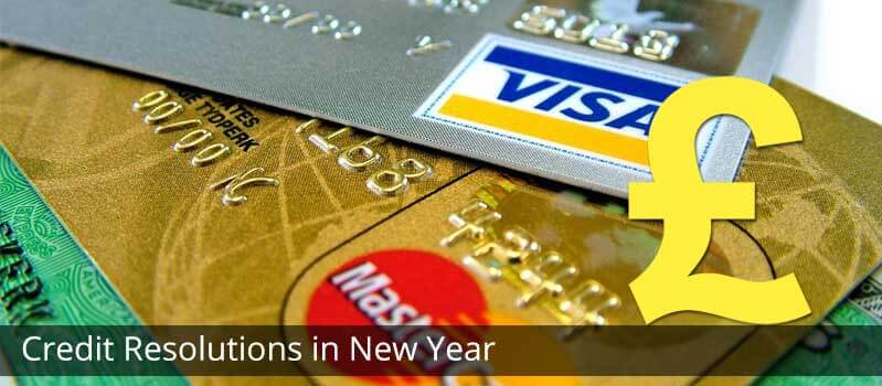 Credit Resolutions for Homeowners in New Year