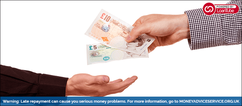 Small Cash Loan in the UK