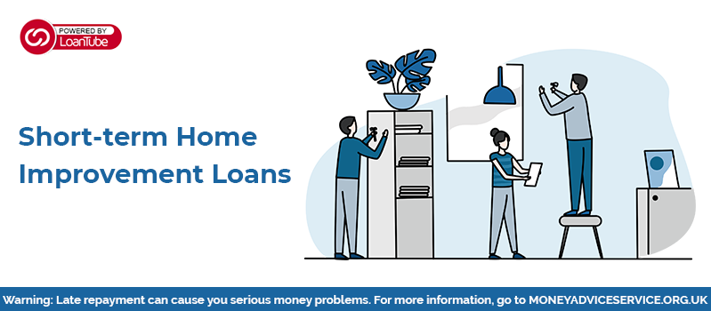 short term home improvement loans