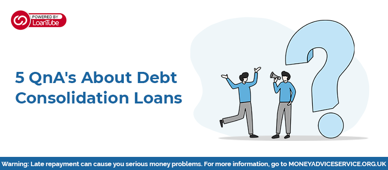 Debt Consolidation Loans | Loan Broker | UK